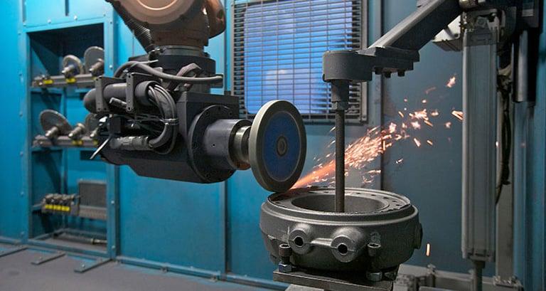 Vulcan Engineering Robotic Casting Finishing
