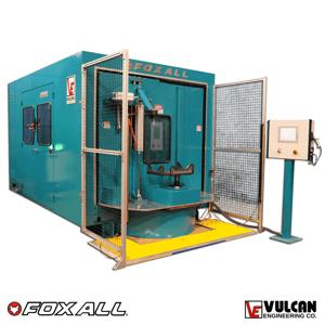 Vulcan Engineering FOXALL Dedicated Robotic Cell