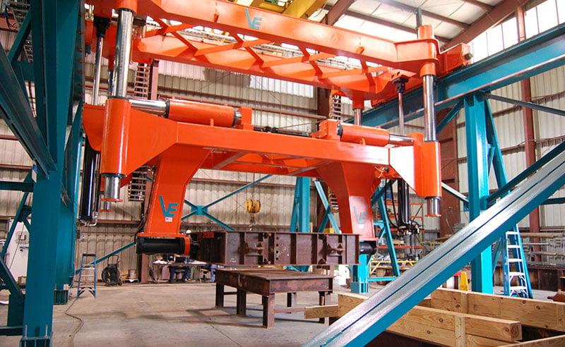 Vulcan Enginering Donovan Gantry Mold Handler