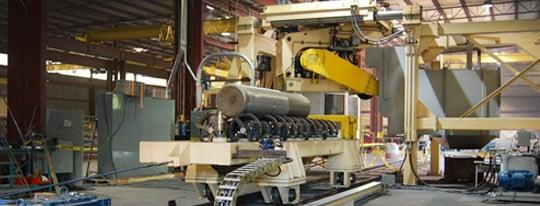 Vulcan Engineering Mid-West Machine 3000S Traveling Grinder